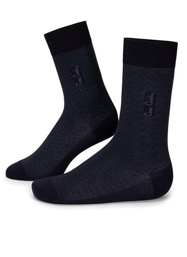 Pierre Cardin Erkek   Çorap A021SZ013.G01.472-SK20.200 Lacivert